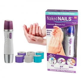 Naked Nails Electronic Nail Care System-857