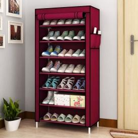 Portable Shoe Racks Shelf Cabinet-434
