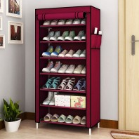 Portable Shoe Racks Shelf Cabinet-434
