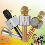 Q7 Wireless Bluetooth Microphone Speaker - Rose Gold352