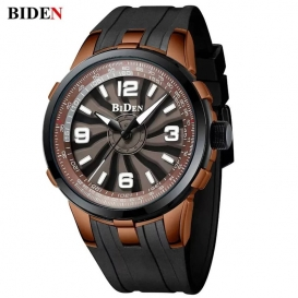 BIDEN Luxury Quartz Watch-3118