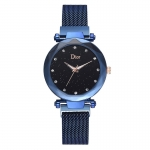 Ready Stock Star Starry Women Magnet Lock Buckle Strap Watch-3212