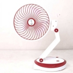 Rechargeable LED light & fan-2067