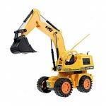 Remote Control Excavator Toy-4029