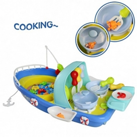 Sea Outing Fishing & Kitchen -4026
