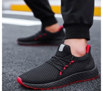 Shoes Men New light Sneakers Fashion Breathable Shoes 973