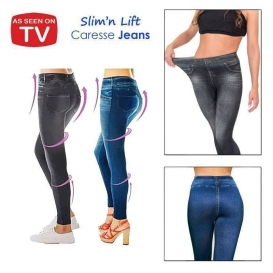 Slim'n Lift Caresse Jeans 157