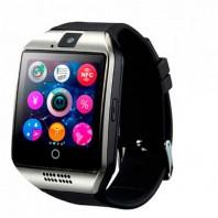 SMART Q18 UWATCH NFC BLACK-3306