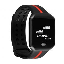Smart watch B07 Heart Rate Monitor Fitness Tracker Smartwatch Men Women Blood Pressure Smart Bracelet Black-3304