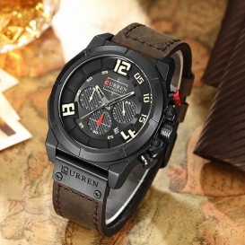 Special Curren Watch Best Quality-3018