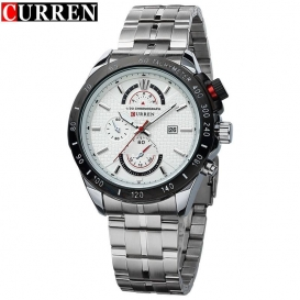 Special Curren Watch From UK-3016