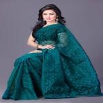Tangail Moslin Jamdani Sharee 519