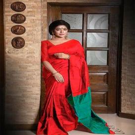 Tangail Silk Saree 1047