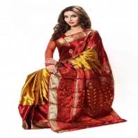Tangail Silk Saree 128
