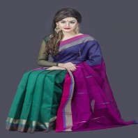 Tangail Silk Sharee 716
