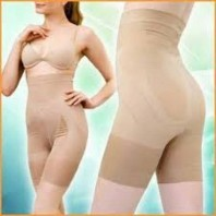 TVC Slim N Lift For Women Full Body Shapper - Khaki 1145