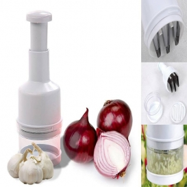 Master Kitchen Onion/Garlic Vegetable Slicer 909