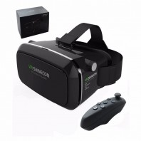 VR Shinecon 3D glass with remote-2101