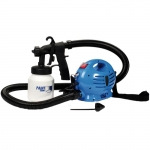 paintzoom Paint Zoom Paint Spray Gun with Shoulder Compressor -zp3591